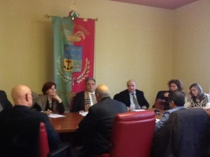 Commissione tripartita Crotone