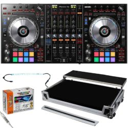 pioneer-ddj-sz2-flagship-4-channel-mixer-serato-dj-controller-with-led-kit-silver-odyssey-ata-case-package-e6b