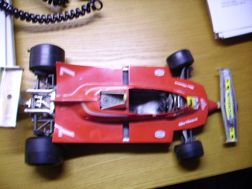 Ferrari F.1 Gilles Villeneuve