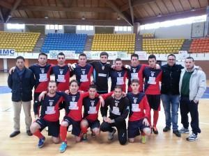 Re Artù Futsal Crotone 2013