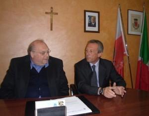 Roberto Siciliani e Maurizio Bonifati