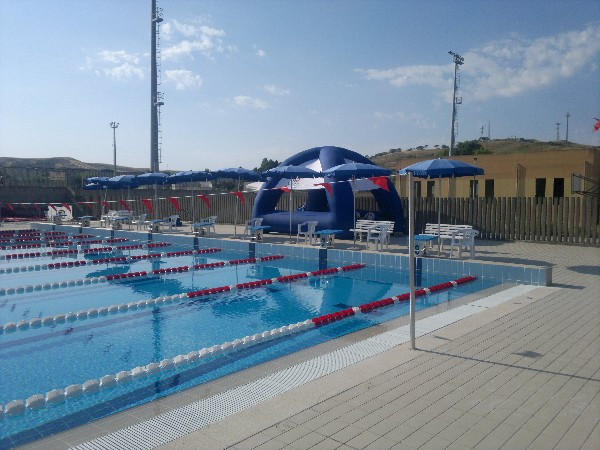 nuoto secondo trofeo nazionale citta di pitagora
