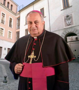 Mons. Salvatore Nunnari