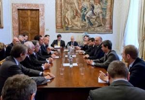 Gioia Tauro, incontro Governo-Autorita'