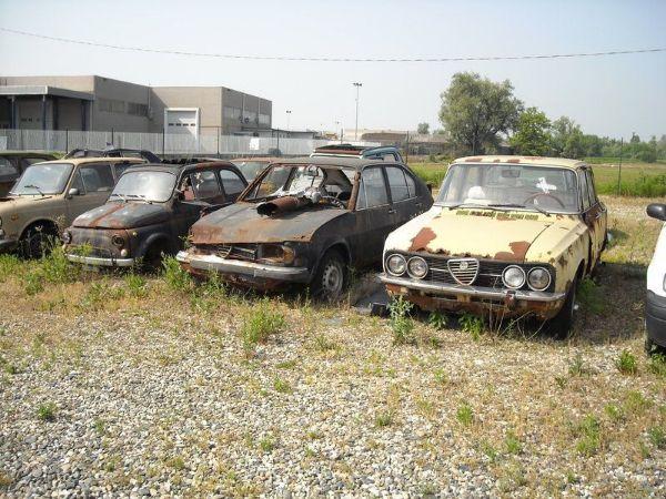 Auto allì asta Deposito-veicoli-sequestrati