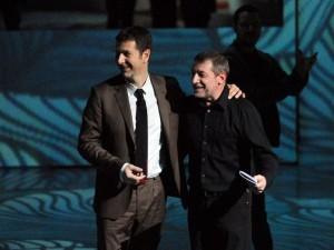 Fabio Fazio e Duccio Forzano