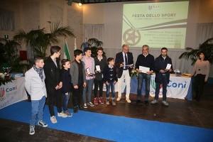 Centro Taekwondo Demo di Cirò Marina alla Festa dello Sport 2014 a Crotone