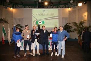 Kroton Boxe alla Festa dello Sport 2014 a Crotone