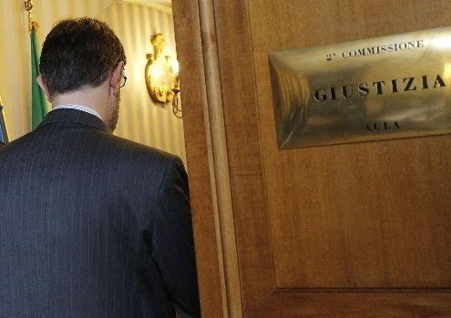 Caso accorpamento tribunale rossano petizione arriva in for Commissione giustizia senato calendario