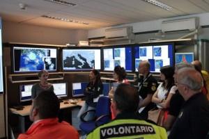Protezione civile centro operativo