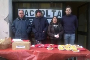 Raccolta fondi a Girifalco