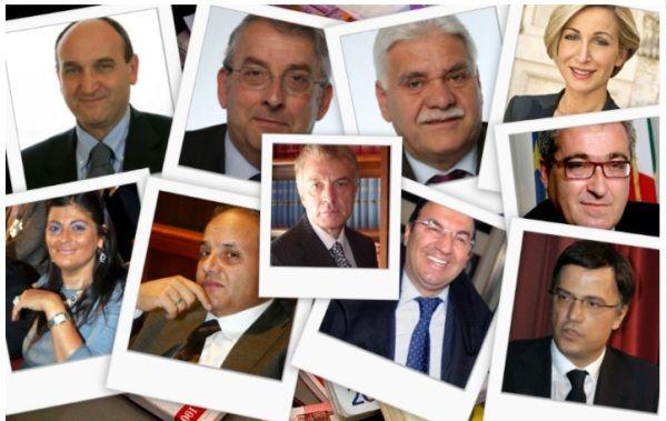 I redditi dei politici calabresi del 2015 paperone e for Parlamentari calabresi