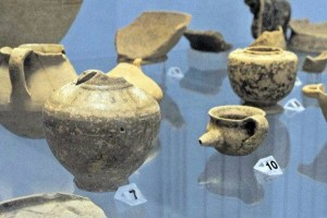 Reperti Museo Archeologico 'Vincenzo Laviola' Amendolara