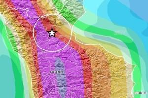 Terremoto Piana di Sibari