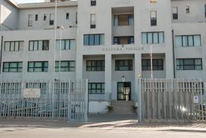Caserma finanza 'Pirillo' a Crotone