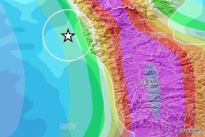 Terremoto largo costa cosentina