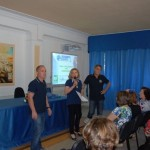 Corso di primo soccorso BLSD nelle scuole di Ciro' (1)