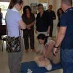 Corso di primo soccorso BLSD nelle scuole di Ciro' (22)