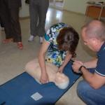 Corso di primo soccorso BLSD nelle scuole di Ciro' (25)