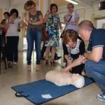 Corso di primo soccorso BLSD nelle scuole di Ciro' (26)