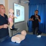 Corso di primo soccorso BLSD nelle scuole di Ciro' (36)