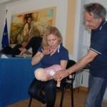 Corso di primo soccorso BLSD nelle scuole di Ciro' (48)