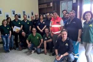 Corso protezione civile Legambiente Sila