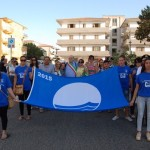 Cerimonia Bandiera Blu 2015 a Cirò Marina (1)