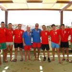 Corso bagnino luglio 2015 a Cirò Marina (1)