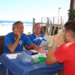 Corso bagnino luglio 2015 a Cirò Marina (2)