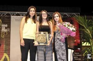 Giusy Aloisio a Cirò Marina al festival 'Metamorfosi' (2)