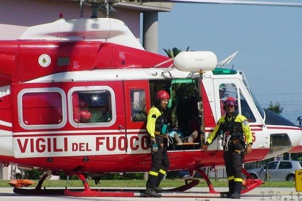 Elicottero Quanto Consuma : Allerta meteo in calabria arriva 'drago l elicottero dei
