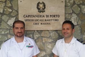 Salvatore Cambria e Antonio Galasso