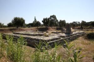 Tempio di Marasa a Locri