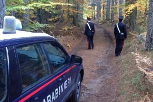 Carabinieri ricerche
