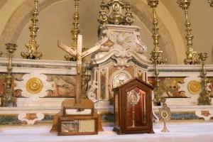 Reliquia della Sacra Spina Umbriatico