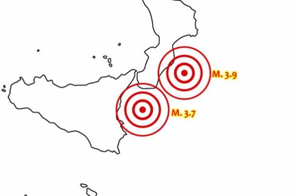Calabria, terremoto 3.9 nella Locride. Paura ma nessun danno