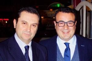 Gian Ettore Gassani e Cataldo Calabretta