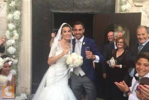 Matrimonio Domenico Maietta e Angela Martino