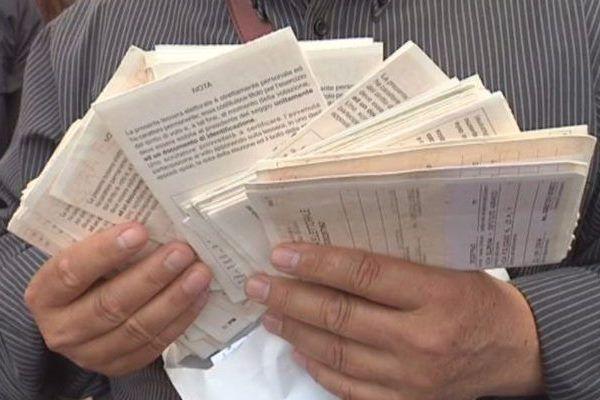 Carabinieri in segreterie liste a Cosenza per acquisire documenti