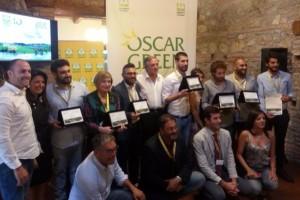 I premiati a Oscar Green 2016
