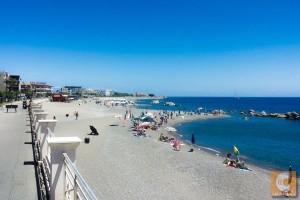 Spiaggia Cirò Marina (Foto Marco Parrilla)
