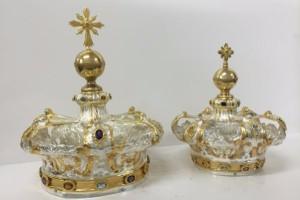 Corone per la Madonna della Scala di Belvedere Spinello