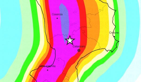 Terremoto di magnitudo 3.4 in Calabria, paura nel catanzarese