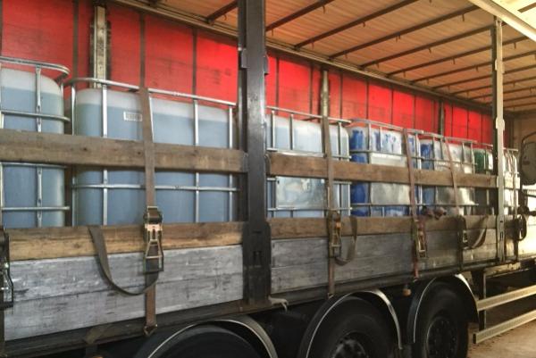 Crotone, sequestrate 26 tonnellate di olio combustibile