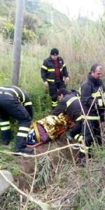 disperso-anziano-78enne-ritrovato-dai-vigili-del-fuoco-allinterno-di-un-canneto2