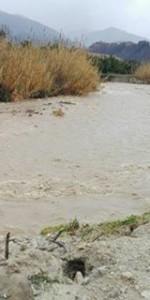 Il Fenomeno alluvionale in atto nel territorio di Caulonia1