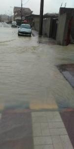 Il Fenomeno alluvionale in atto nel territorio di Caulonia10