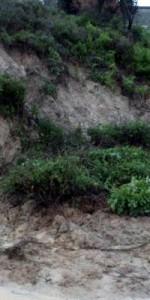 Il Fenomeno alluvionale in atto nel territorio di Caulonia3