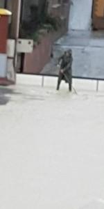 Il Fenomeno alluvionale in atto nel territorio di Caulonia4